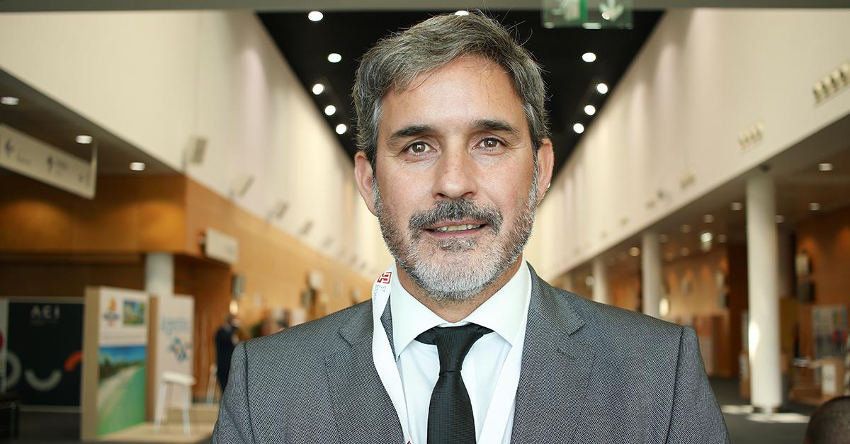 José María García, director general de Vivienda y Rehabilitación de la Comunidad de Madrid