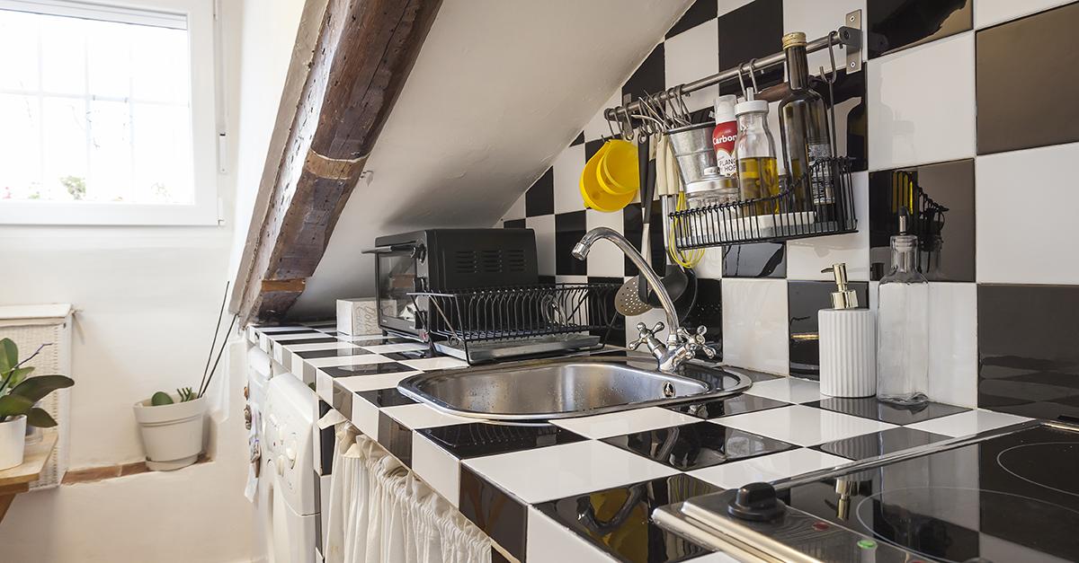 Cocina reformada / Engel & Völkers Madrid
