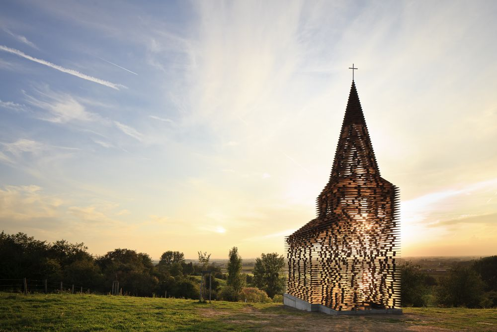 See-through Church, Bélgica