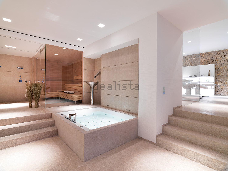 Zona de spa y sauna