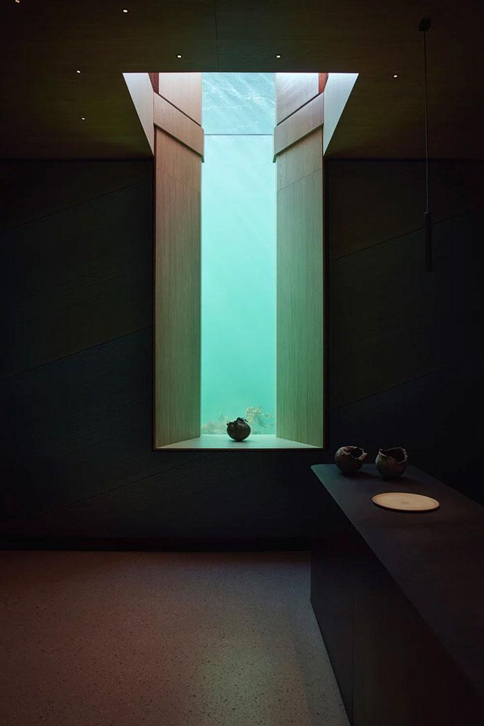 Ha sido diseñado por el prestigioso estudio de arquitectura Snøhetta /  Snøhetta