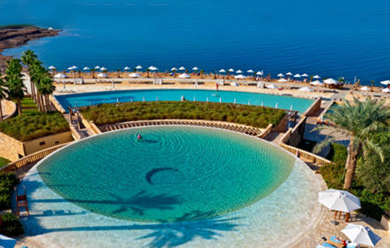 Kempinski Hotel Ishtar, Jordania
