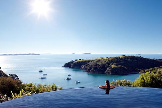 Delamore Lodge, Isla Waiheke, Nueva Zelanda
