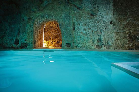 Domus Civita Cave Pool, Italia