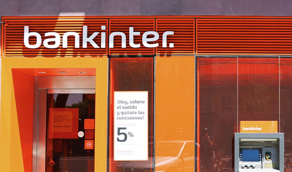 Oficinas de Bankinter