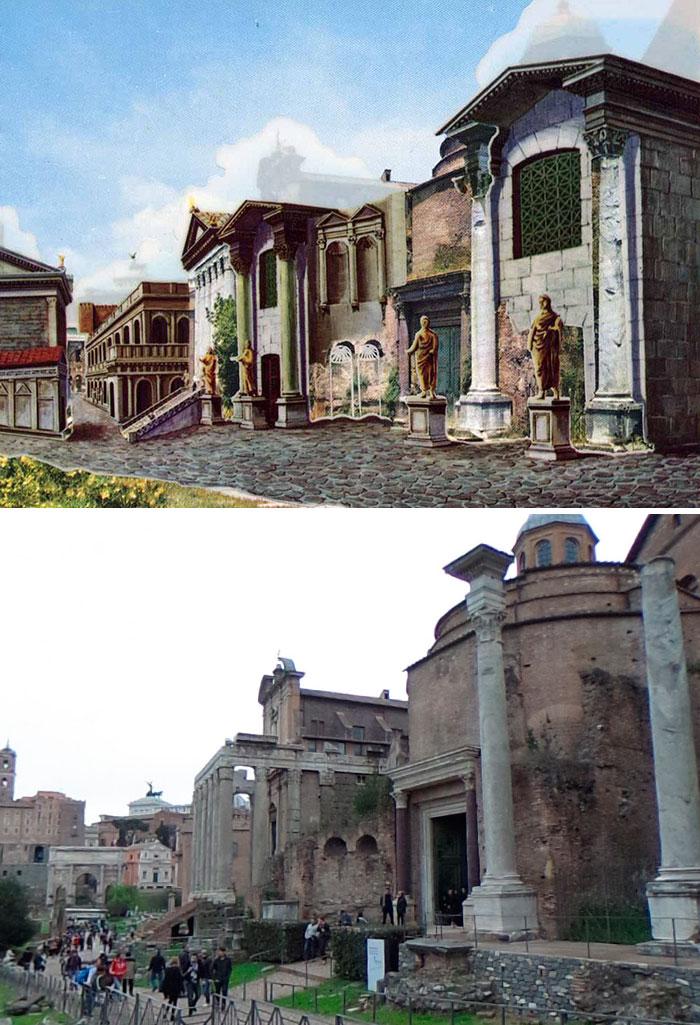 Basílica de los Santos Cosme y Damian