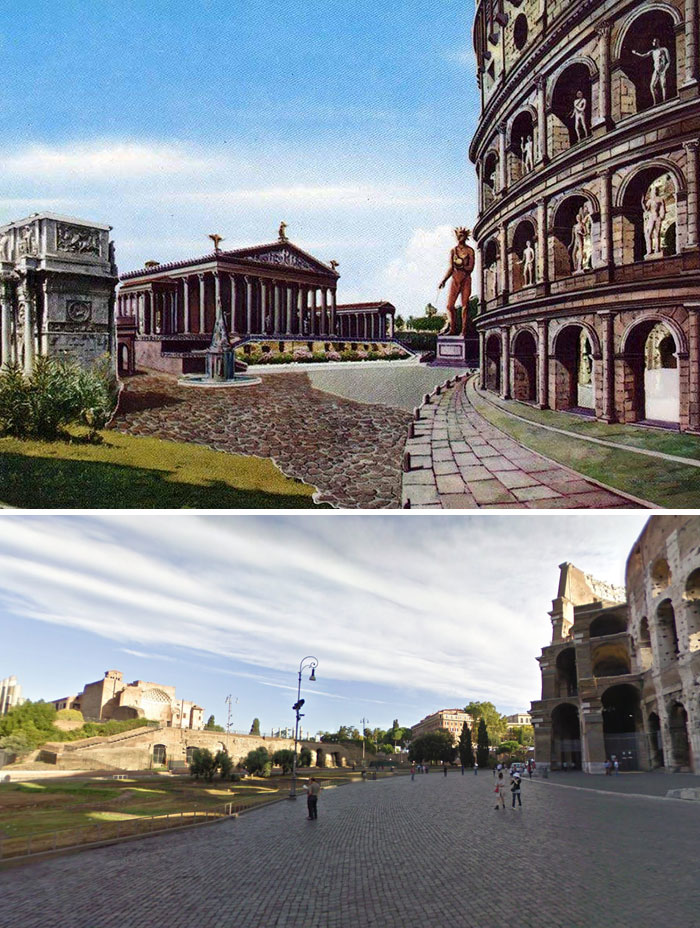 Templo de Venus en Roma