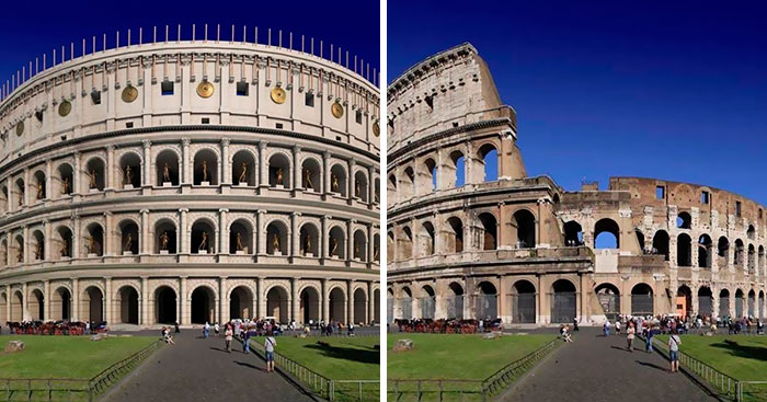 El Imperio Romano se convirtió en uno de los mayores imperios de la antigüedad