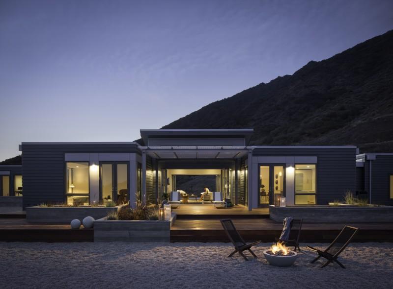 Su modelo estrella, Breezehouse, parte de los 545.000 dólares / Blu Homes
