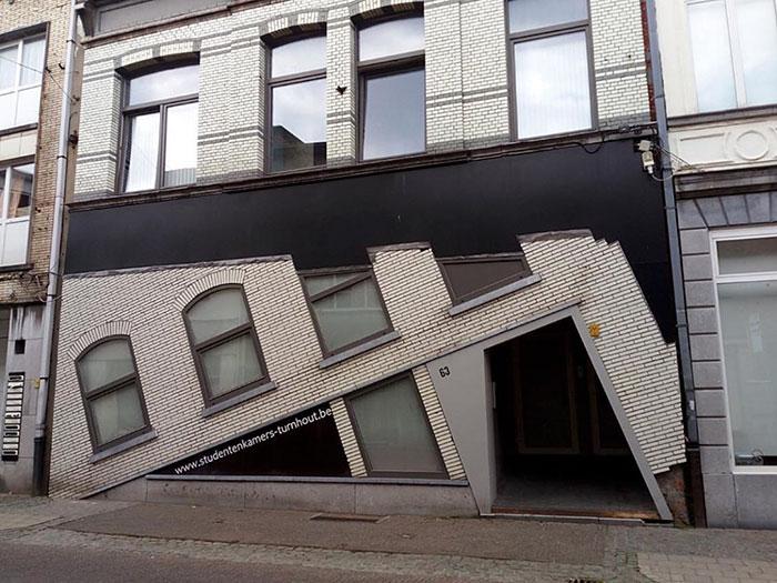 No apta para personas que se mareen fácilmente  / Ugly Belgian Houses
