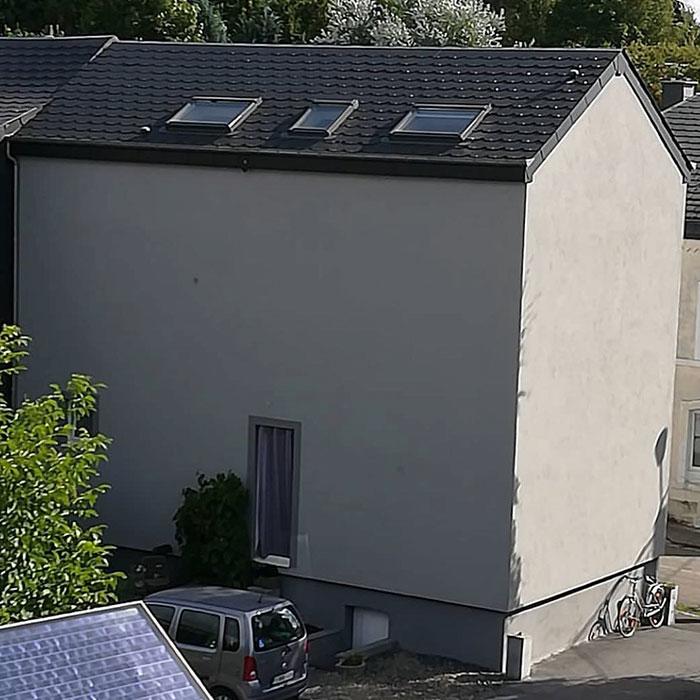 Tener ventanas está sobrevalorado  / Ugly Belgian Houses
