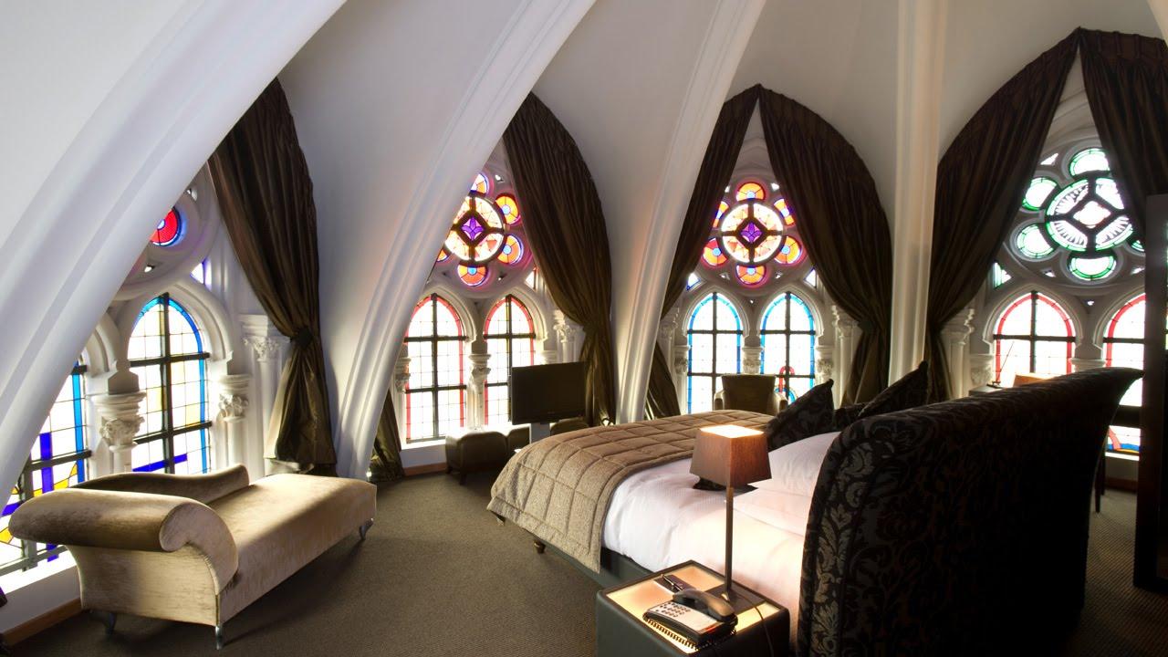 Una de las suites del hotel / Martin's Patershof