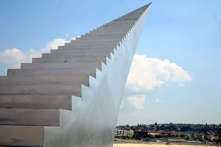 Infinita escalera al cielo – David McCracken, Sídney, Australia / Recreo Viral
