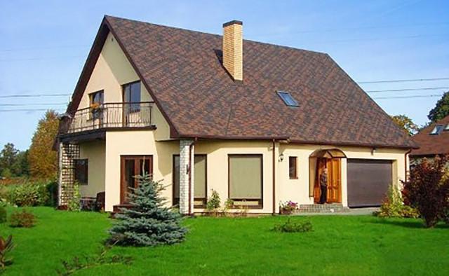 Casas Frame House