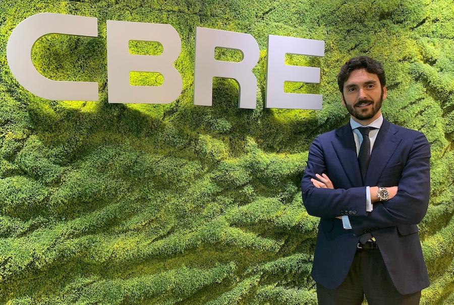 Carlos Borja González Castelló CBRE