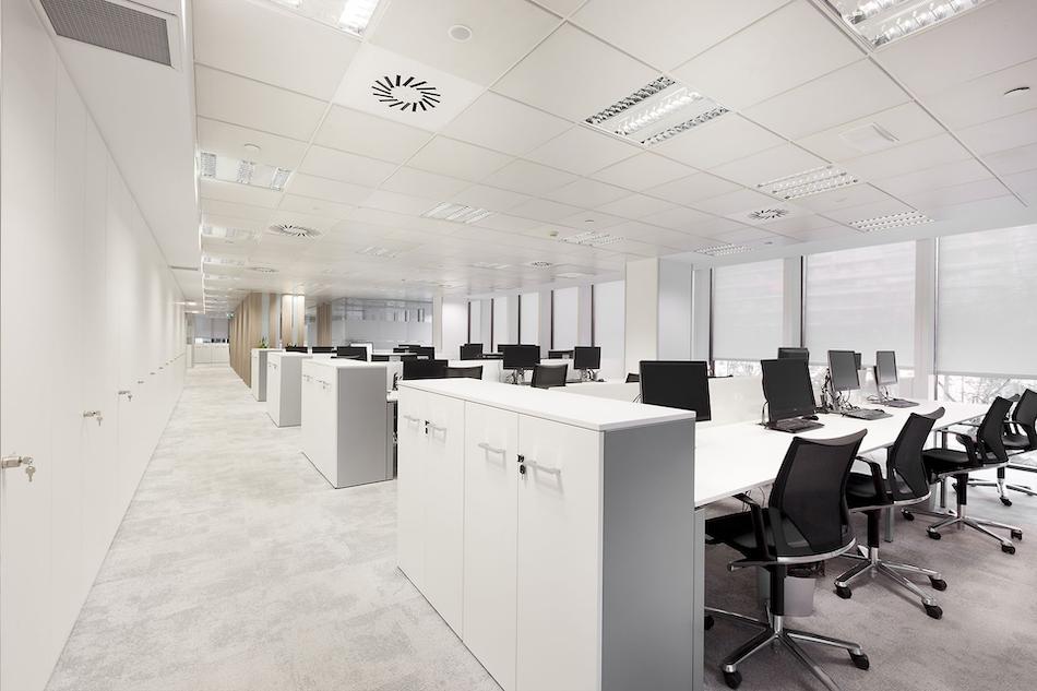 Oficinas Gesvalt Madrid