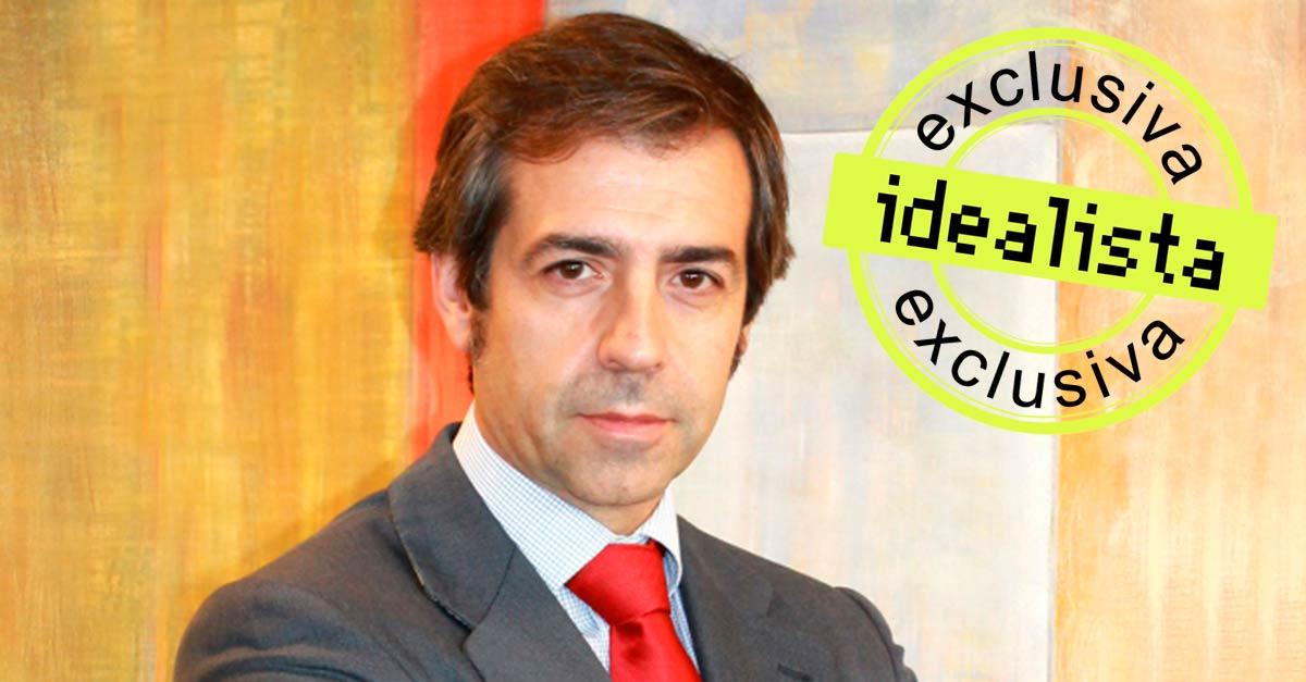 Gonzalo Sauco, ex director de la oficina de Madrid de Renta Corporación