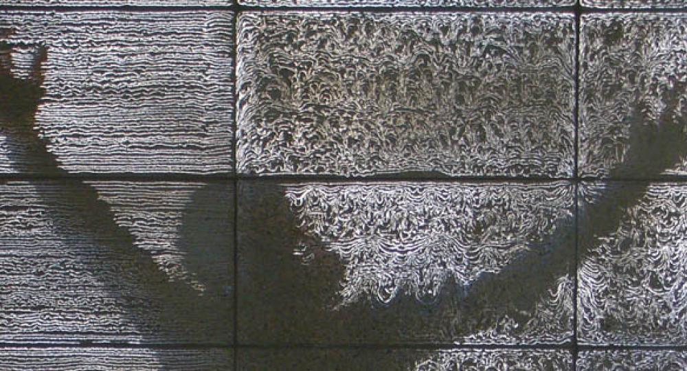 Parece cristal, pero es hormigón / Litracon