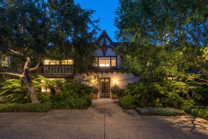 La antigua casa de Brad Pitt y Jennifer Aniston se vende por 49,5 millones €