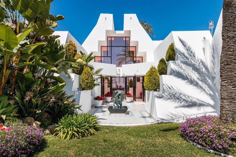 propiedad fue diseñada por el arquitecto Ángel Taborda