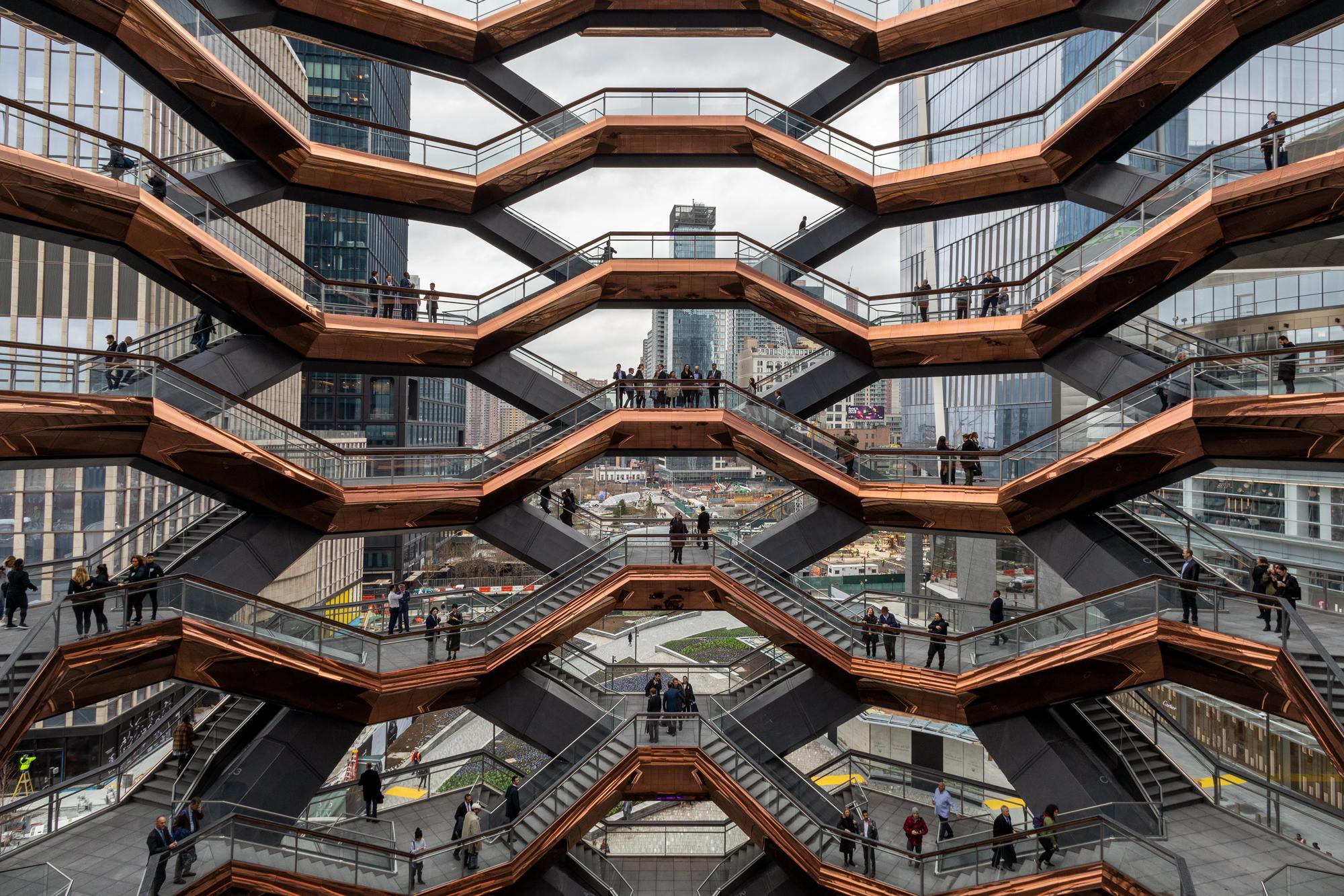 152 plataformas de escaleras / 6sqft