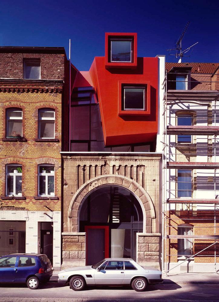 Debido a la estricta regulación en construcción en Alemania, los arquitectos tuvieron muchas trabas para llevar a cabo la idea / Boris Becker