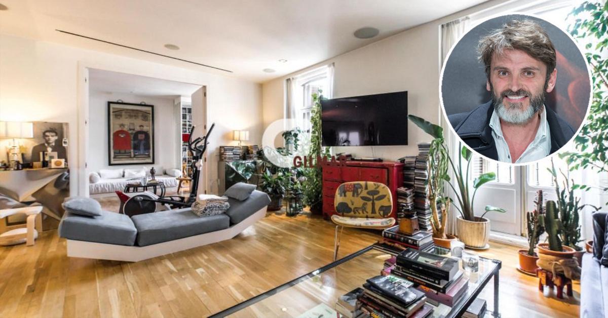 Fernando Tejero pone a la venta su piso en Madrid por 890.000 euros
