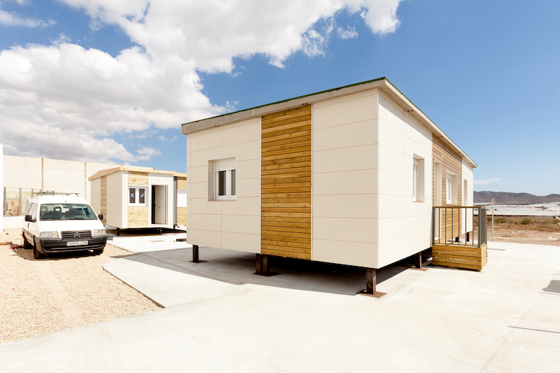 Una de las viviendas construidas por la firma / Custom Home