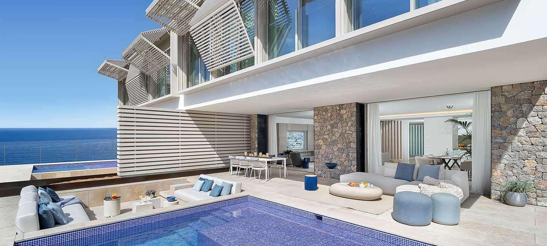 Promoción millonaria en Mallorca / Aedas Homes