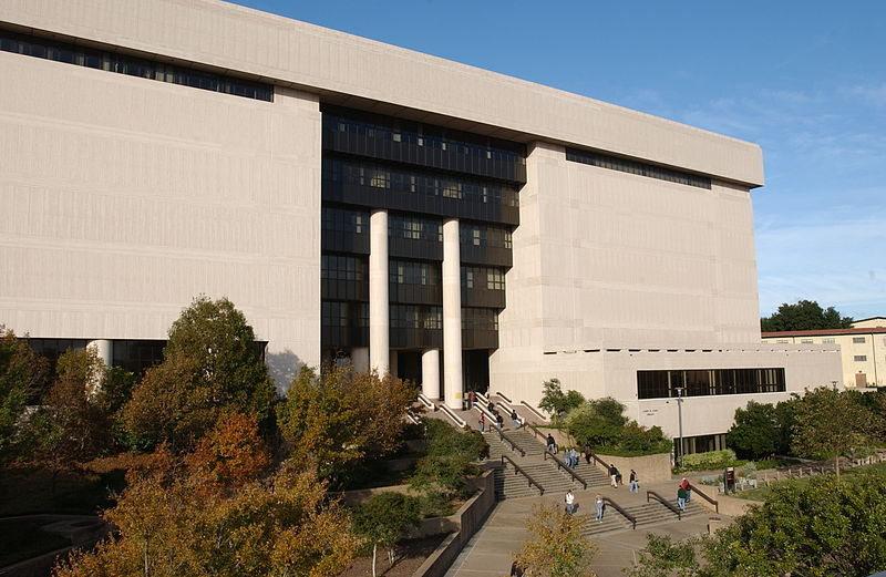 Alkek Library