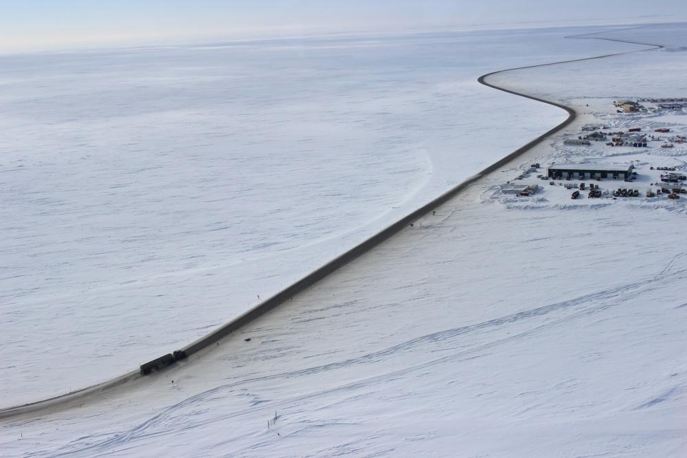 Autopista Dalton, Alaska, EEUU