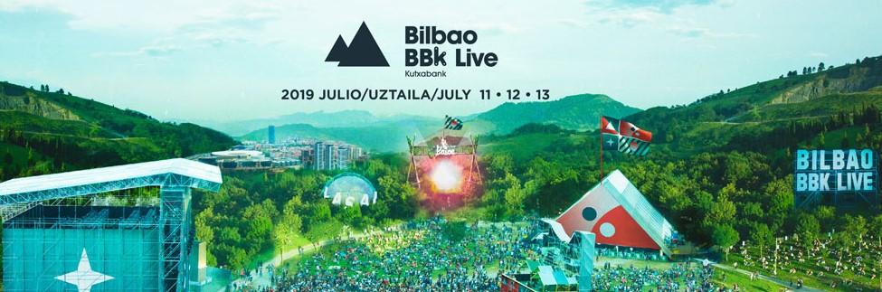 BBK Live en Bilbao