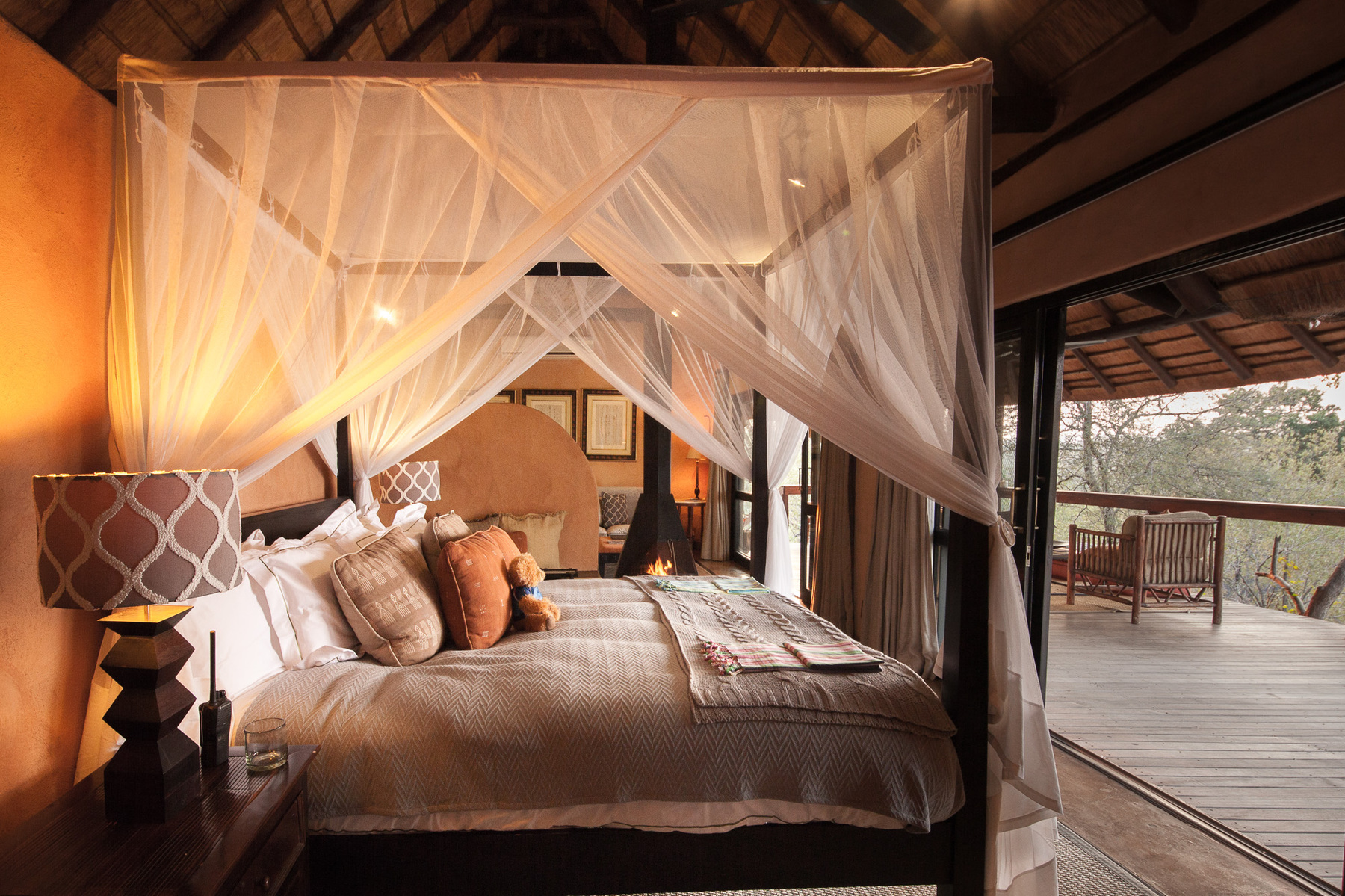 Hay diferentes actividades de safari  / Garonga Safari Camp