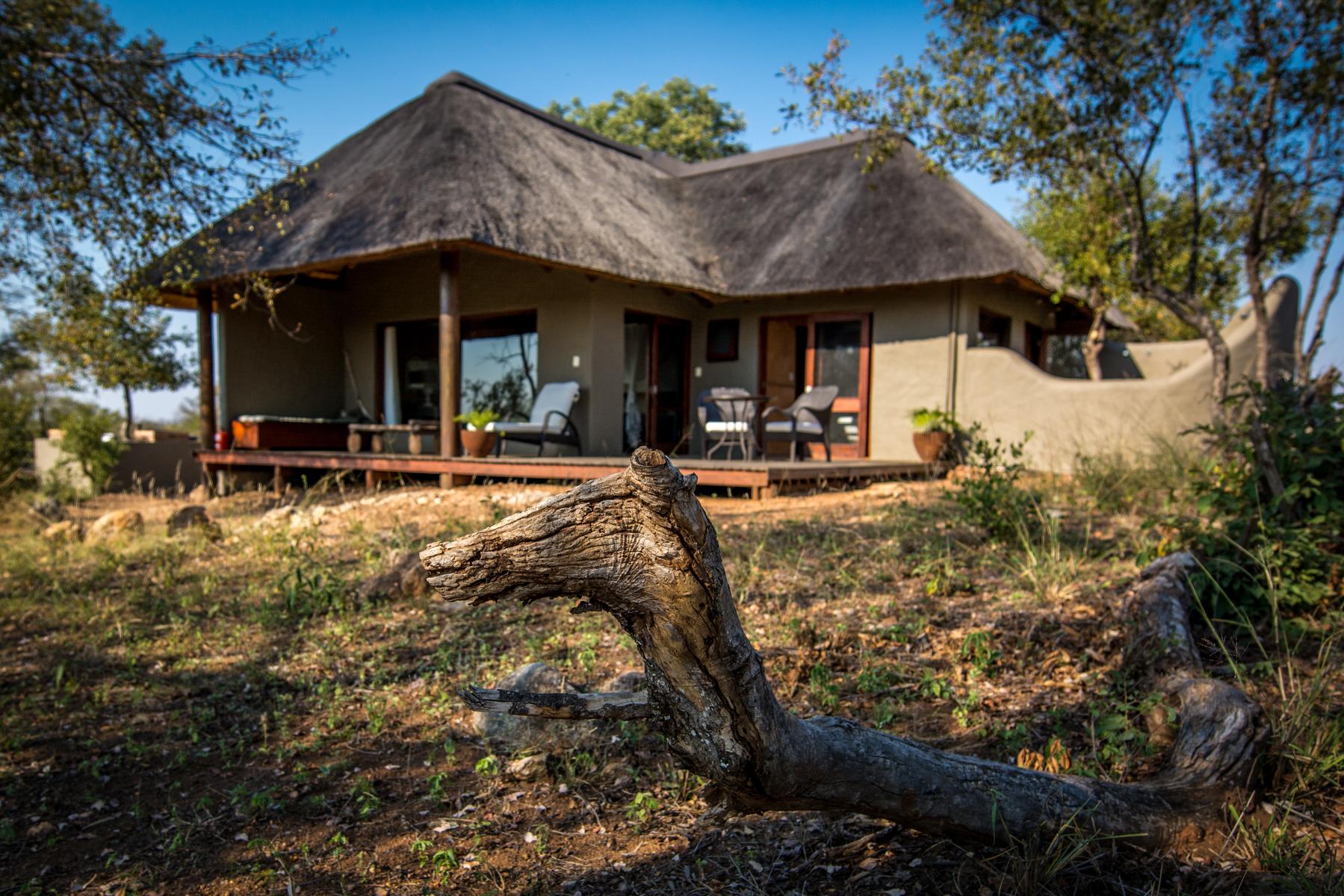 Los empleados del hotel cultivan los alimentos que consumen, asegurando la frescura y calidad de los ingredientes de su cocina / Garonga Safari Camp