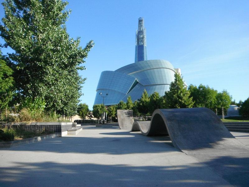 Museo Canadiense de los Derechos Humanos