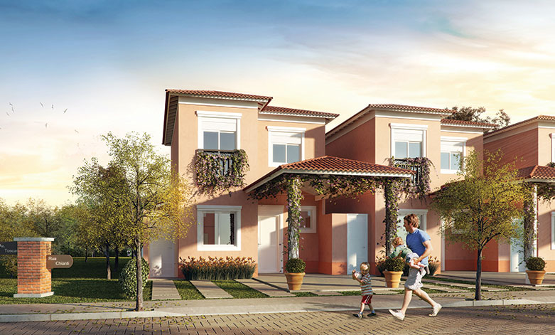 Casas de Toscana (Brasil)