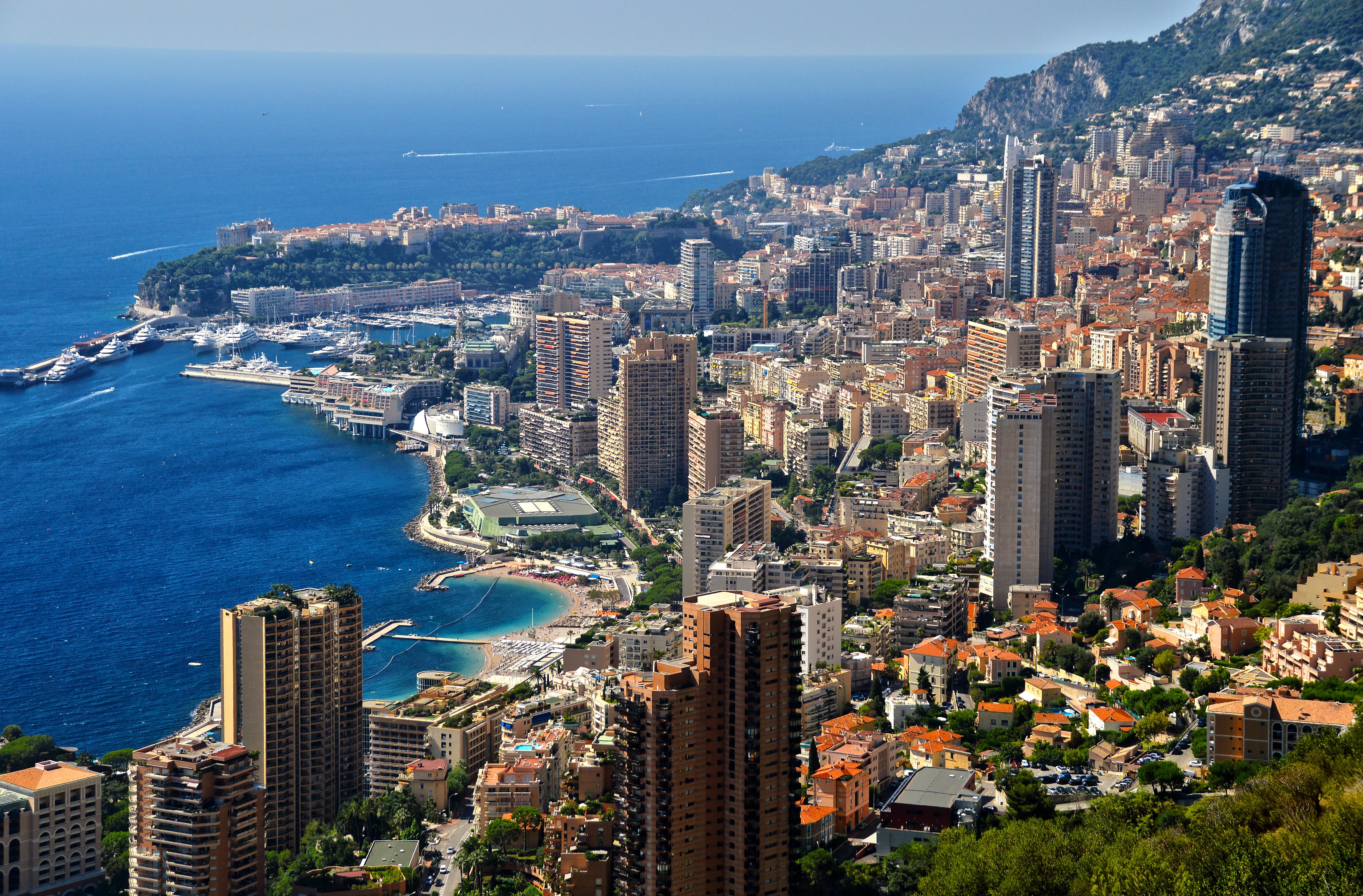 Vistas del Principado de Mónaco / Gtres