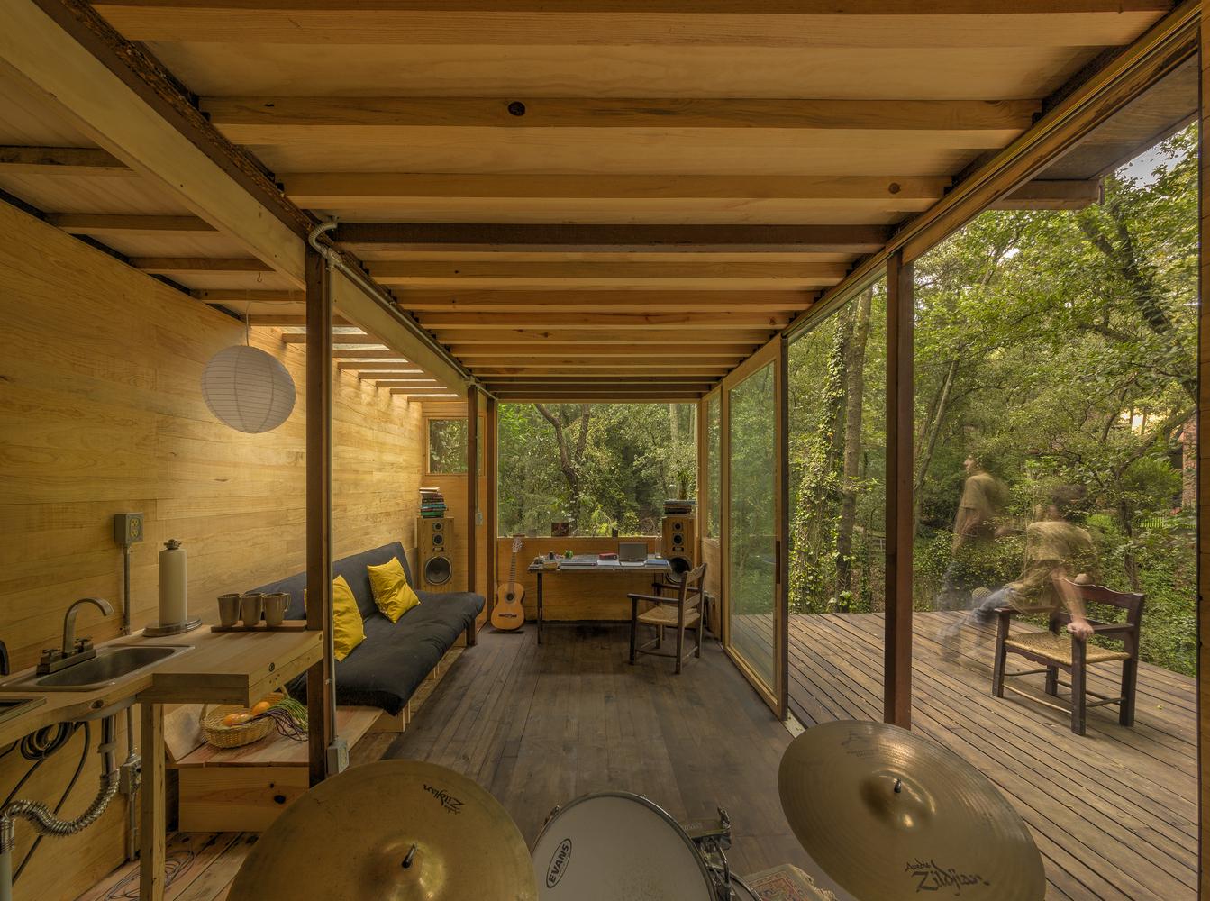 El encargado del diseño ha sido el estudio de arquitectura Tallersque / Studio Chirika