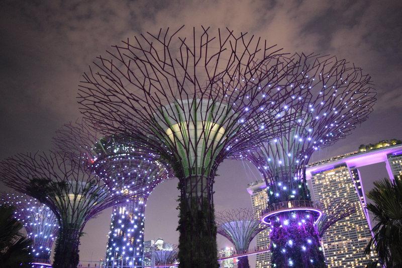 15 lugares que parecen traídos del futuro