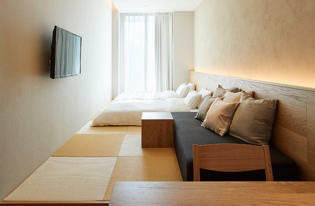 La empresa nació hace casi 40 años en Japón y hoy posee 44 tiendas en Europa / MUJI HOTEL GINZA