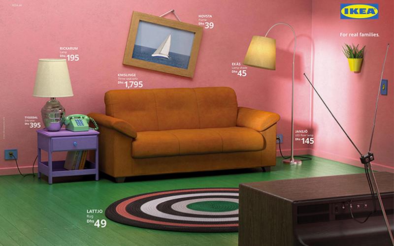 La habitación de Los Simpsons / Designboom