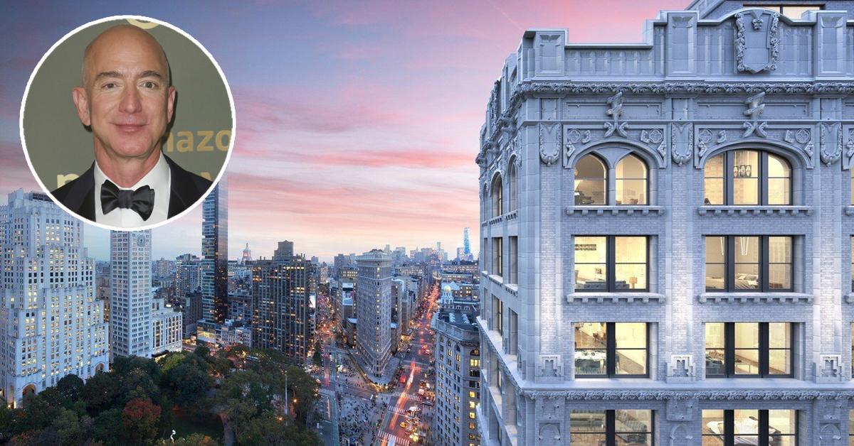 El CEO de Amazon tira la casa por la ventana: compra un ático y los dos pisos inferiores por 80 millones de dólares / CNBC