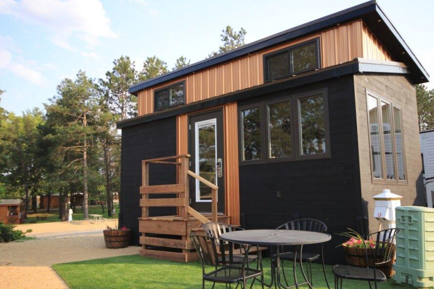 El precio por noche parte de 175 euros / Bantam Built Homes