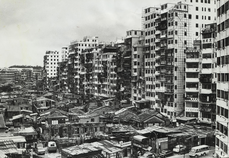 Aspecto del caos imperante en la ciudad / Wikimedia Commons