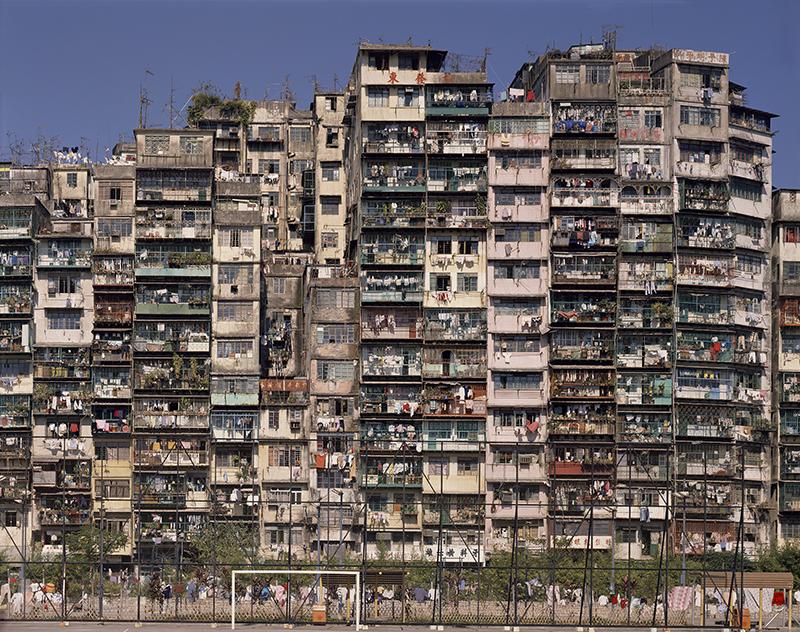 La única regla era no sobrepasar los 14 pisos de altura / Wikimedia Commons