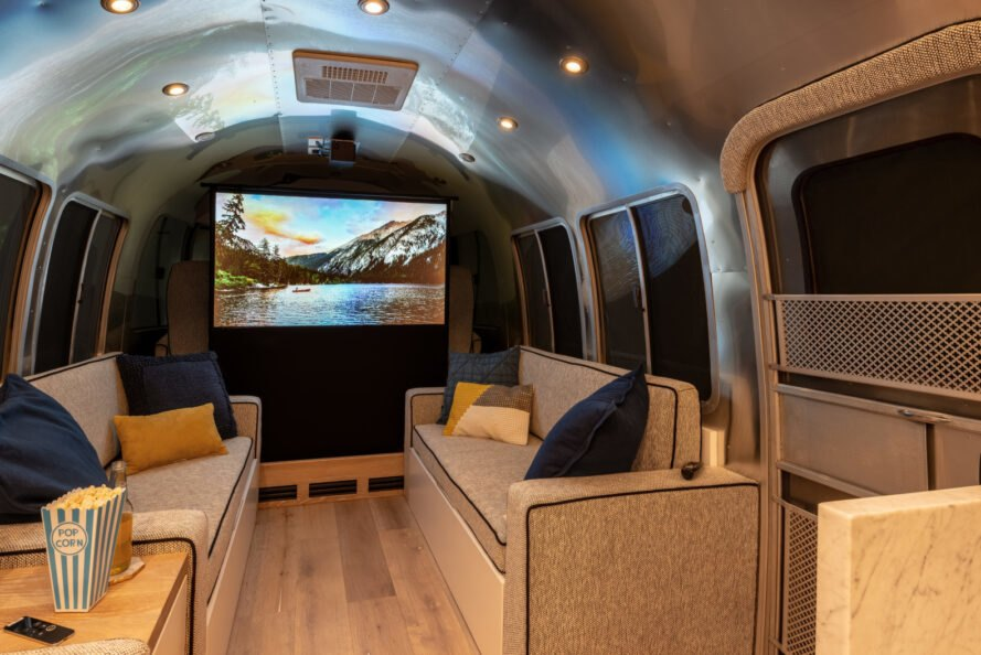 Cine / Timeless Travel Trailers