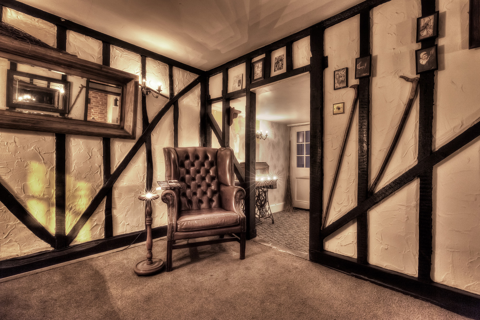 La propiedad estuvo en manos de su actual dueña, Vanessa Mitchell, desde 2004, pero solo pudo vivir allí tres años / Home Domus 360