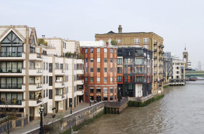 Casas en Londres / Gtres