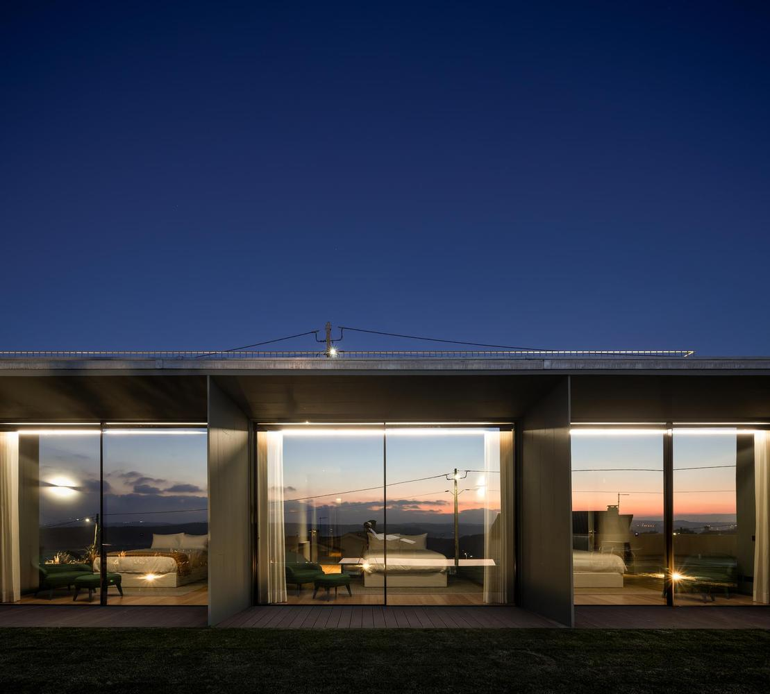 La vivienda iluminada / Fernando Guerra   FG+SG