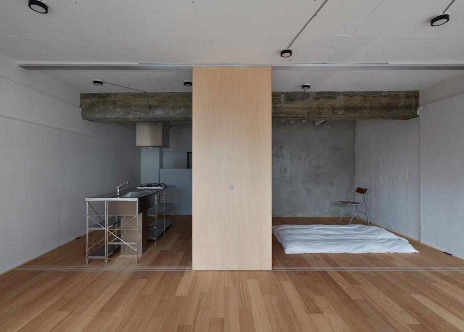 Combina diferentes tonos de madera
